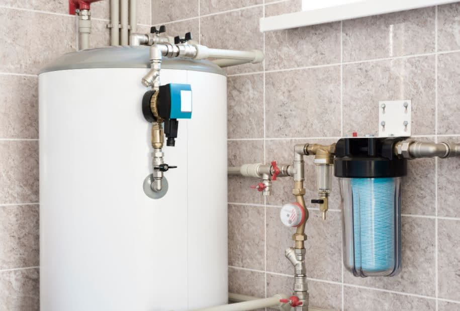 residential boiler